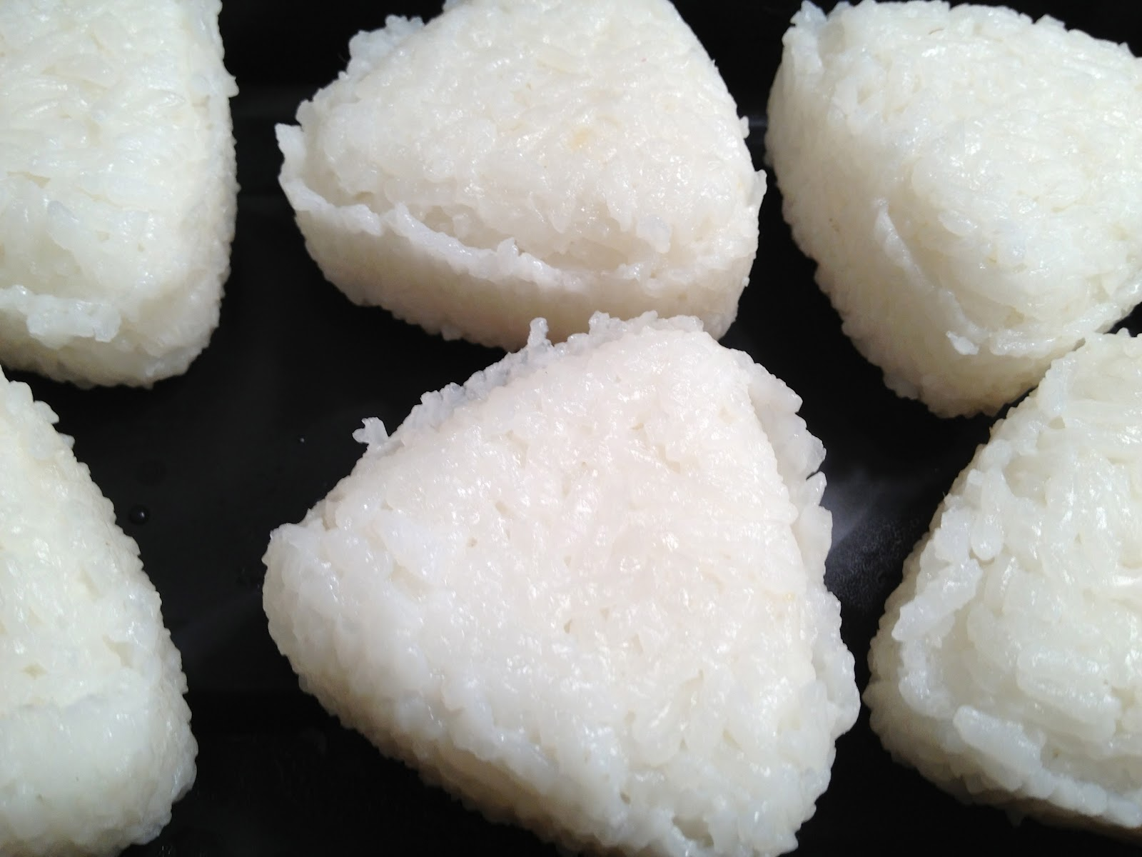 vegan japanese rice balls | Lisa's Project: Vegan