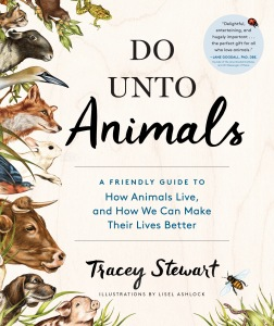 COVER. Do Unto Animals